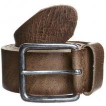 Cowboysbelt Gürtel beige Used-Look