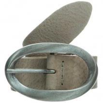 Cowboysbelt Gürtel beige Vintage-Optik