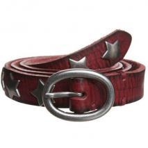 Cowboysbelt Gürtel red
