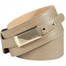 Etro Sand Calfskin Belt