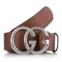 Gucci Gucci Gürtel Cognac 120