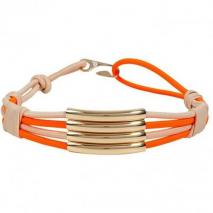 Hoss Intropia Fluorescent Orange-Multi Belt