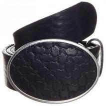 Joop! Gürtel black Vintage-Design