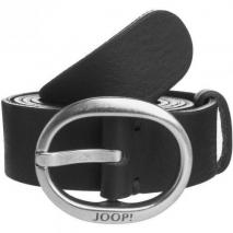 Joop! Nos Gürtel black mit Labelgravur