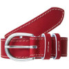 Mustang Gürtel red