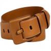 Ralph Lauren Black Honey French Calfskin Belt