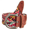 Roxy Summer Call Flechtgürtel multicolor