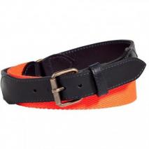 See by Chloé Navy and Bright Orange Belt