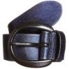 Vanzetti Glanz-Gürtel blau