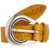 Vanzetti Gürtel yellow