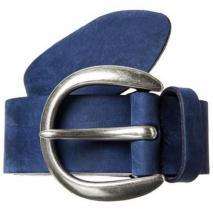 Vanzetti Rauleder-Gürtel blau