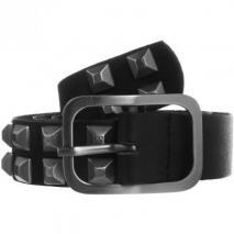 Zign Gürtel black aus weichem Leder