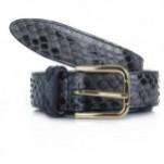 Dolce&Gabbana Cintura Asta Dritta Crespo Leo 85cm