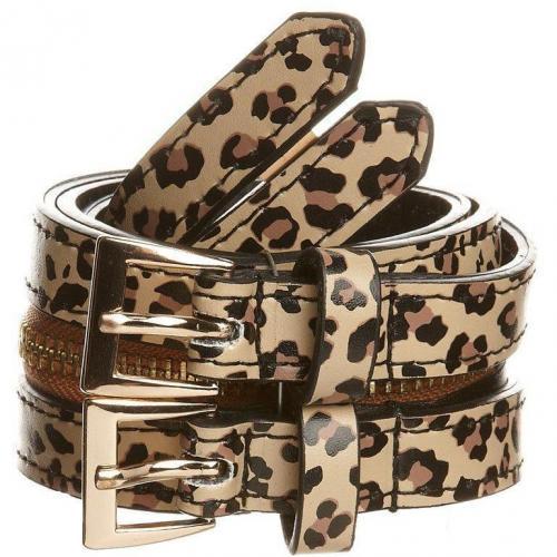Tiger & Bunny Gürtel leopard von Iron Fist