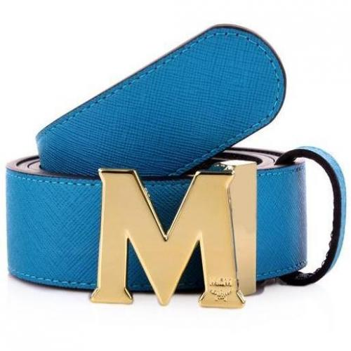 Urban Styler Reversible Belt Turquise Blue von MCM